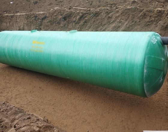 璃钢化粪池安装在绿化带等地应该注意什么